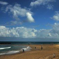 На пляже :: Leonid Korenfeld