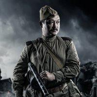 Вторая Мировая Война. Советский солдат :: Максим Апрятин