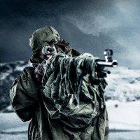 Вторая Мировая Война. Советский снайпер :: Максим Апрятин