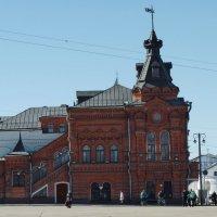 Здание бывшей Городской думы :: Galina Leskova