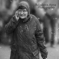 На Арбате.. :: Анна Булгакова