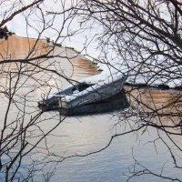 Незамерзающее озеро :: Сергей Козинцев