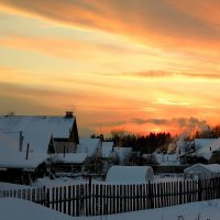 Ушедшая Зима. :: Валерий Молоток