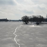 """Весенняя """"тропинка"""" на озере Бельском :: demyanikita"""