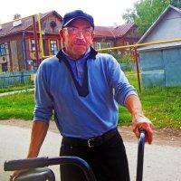 Велосипедист :: Владимир Ростовский