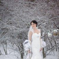 Зимняя свадьба :: Константин Карташкин