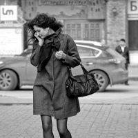 Незнакомка :: Александр Кафтанов