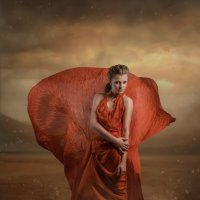 пустыня :: Инесса Чумак