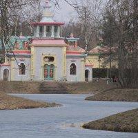 Весна. Александровский парк (г.Пушкин) :: Наталья