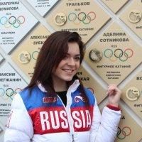 Наша гордость! :: Антон Бочарников
