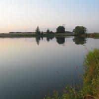 На озере :: Джулия К.