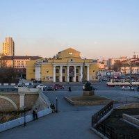 Челябинск. Концертный зал им. С. Прокофьева(2). :: Надежда
