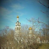 Март в Черкизово :: Александра