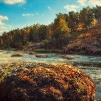 Каменистая речка :: Виталий Нагиев