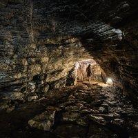 Ахштырская пещера :: Данил Антонов