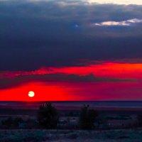 Тревожный закат :: Marat M.