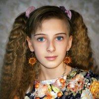 Кристиночка! :: Светлана Шаповалова