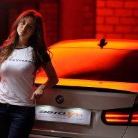 BMW Girl :: Дмитрий Сидоров