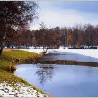 Зима отступает :: Максим Сорокин