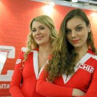 девушки двойняшки :: Олег Лукьянов