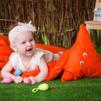 Пасхальный малыш :: Марина Драгошанская