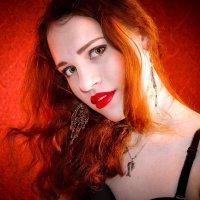 рыжая :: Nikki Lashkevich