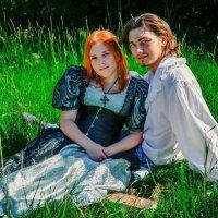 девушка и принц :: Nikki Lashkevich