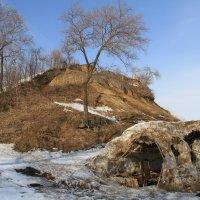 Землянка - ледянка :: Евгений Уваров