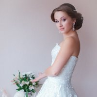 очень нежная невеста :: анна миронова