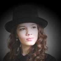 Портрет девушки :: Римма Алеева