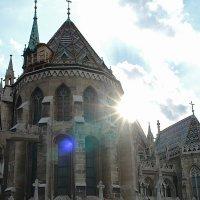 Будапешт :: Дмитрий Лебедихин