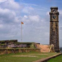 Колониальный маяк в Галле. :: Edward J.Berelet