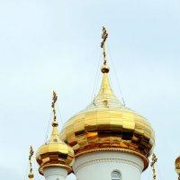 Строится храм :: Ирина Фирсова