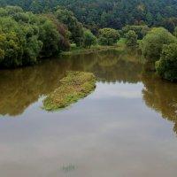 Река Пахра :: Лариса Мироненко