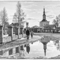 обычный день в Тотьме :: Андрей Нестеренко