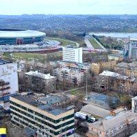 Ляпота, Донецк с 20-го этажа :: Игорь Д