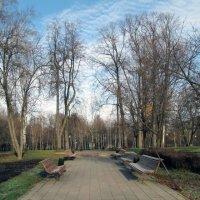 Ноябрь :: Nikolay Monahov