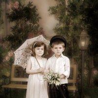 съемка в детском саду :: Оксана Богачева