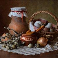 В коричневых тонах... :: Юлия Назаренко