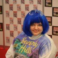 Мальвина - девочка с синими волосами и фарфоровой головой ))) :: Татьяна Буркина
