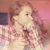Дочь Маша :: Pyotr Polyakov