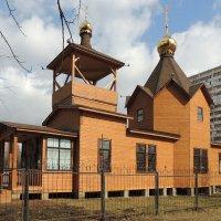 Церковь Ермогена, Патриарха Московского и всея Руси в Зюзино. :: Александр Качалин