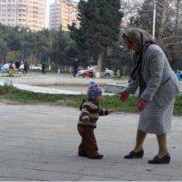 Первые шаги! :: Gudret Aghayev