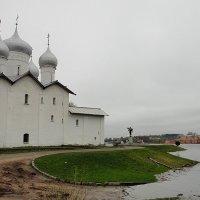 Церковь Бориса и Глеба в Плотниках, XVI в. :: Елена Павлова (Смолова)