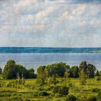 Плещеево озеро... :: Ольга Сергеева