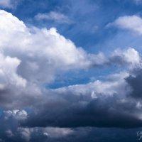 красота неба так манит... словно божественный магнит... :: Lana Vakula