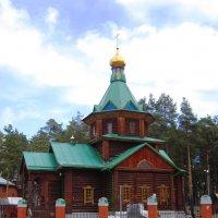 Церковь Матроны Московской :: Андрей Снегерёв