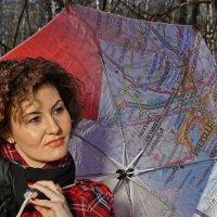 """Весенняя фотосессия """"Дождь"""" :: Евгений Жиляев"""