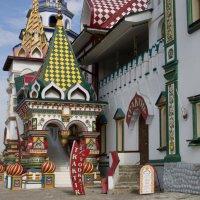Измайловский Кремль 2 :: Василий