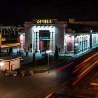 Ночной вокзал :: Константин Ольховка